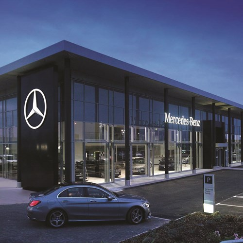 Mercedes-Benz Shrewsbury
